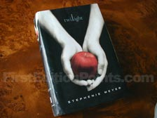First Edition of Twilight
