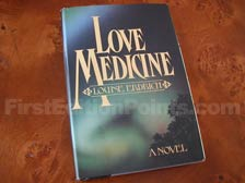 First Edition of Love Medicine
