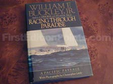 First Edition of Racing Through Paradise