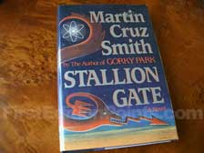 First Edition of Stallion Gate