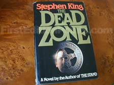 First Edition of The Dead Zone