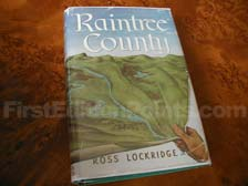 First Edition of Raintree County