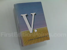 First Edition of V.