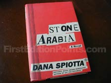 First Edition of Stone Arabia