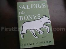 First Edition of Salvage the Bones