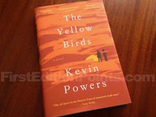 First Edition of The Yellow Birds