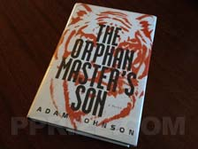 First Edition of The Orphan Master