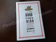 First Edition of The Good Lord Bird