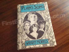 First Edition of Plains Song