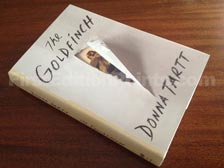First Edition of The Goldfinch