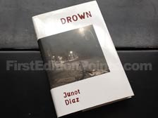 First Edition of Drown