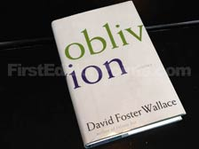 First Edition of Oblivion