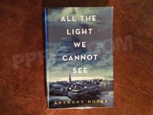 First Edition of All the Light We Cannot See