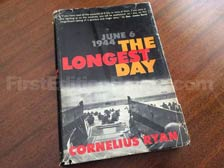 First Edition of The Longest Day