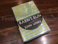 First Edition of Rabbit, Run