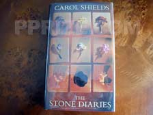 First Edition of The Stone Diaries