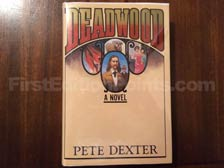 First Edition of Deadwood