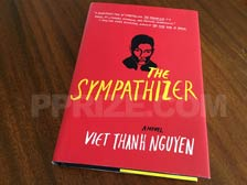 First Edition of The Sympathizer