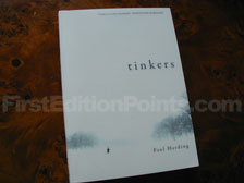 First Edition of Tinkers