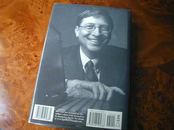 business the speed of thought Business at the speed of thought is a book written by bill gates and collins hemingway in 1999 it discusses how business and technology are integrated, and shows how digital infrastructures and information networks can help someone get an edge on the competition.