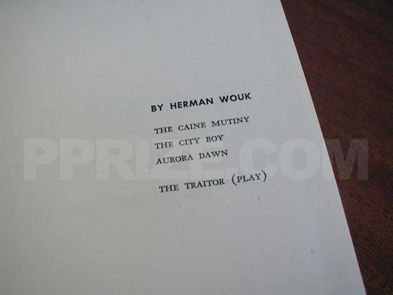 "To confuse thing further, a listing for ""The City Boy"" is found inside the all first"