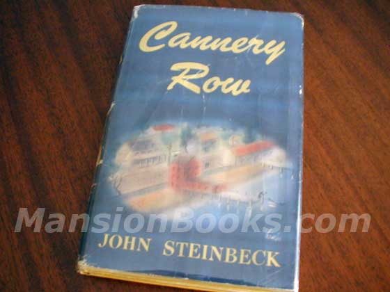 cannery row john steinbeck essays Steinbeck was born about 30 miles from cannery row in salinas, california, on february 27, 1902 he graduated from salinas high school in 1919 and attended stanford university, about 90 miles north of the monterey peninsula.