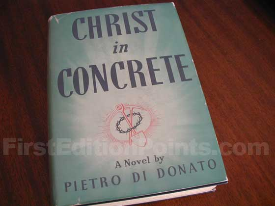 An expanded edition of Christ in Concrete was published by Bobbs-Merrill in 1939.