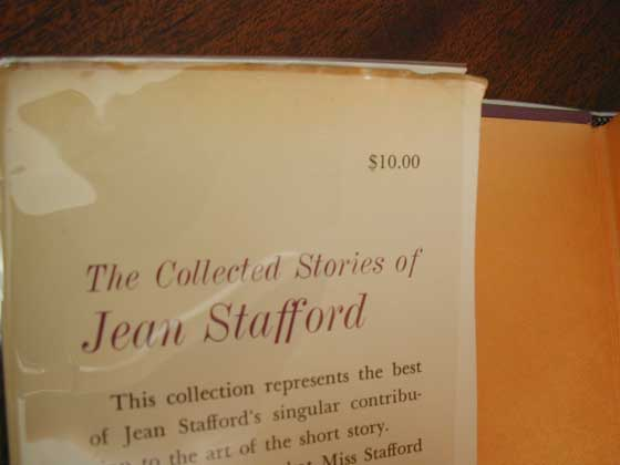 Identification picture of Collected Stories of Jean Stafford.