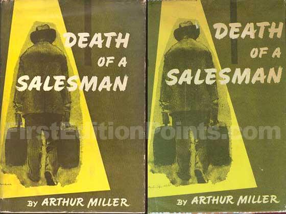 tragedy in death of a salesman