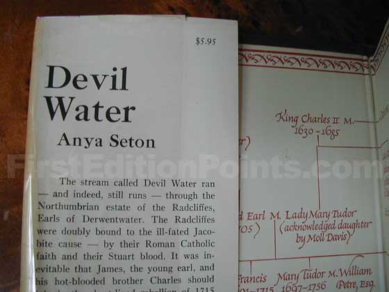 Identification picture of Devil Water.