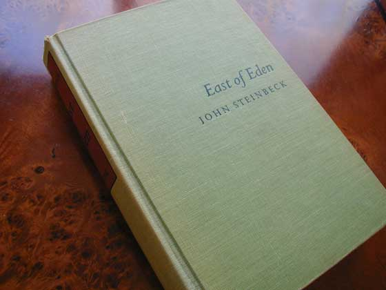 The first trade edition has light green boards.