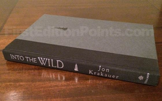 Picture of the first edition Villard boards for Into the Wild.