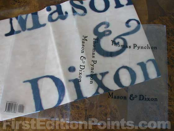 First Edition Criteria and Points to identify Mason & Dixon