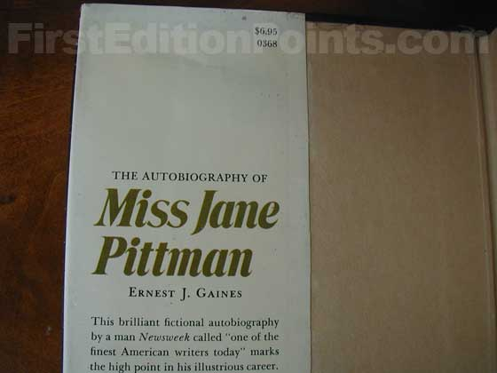 essays on the autobiography of miss jane pittman