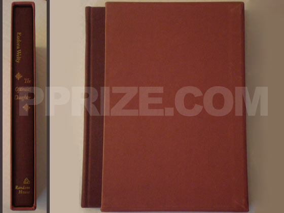 The limited copies of the first edition had dark-red cloth bindings and were issued in a