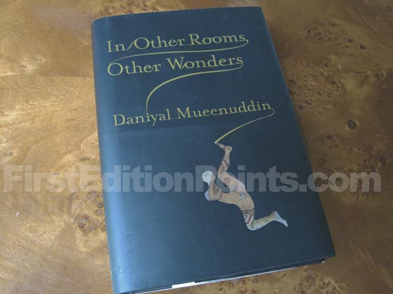Picture of the 2009 first edition dust jacket for In Other Rooms, Other Wonders.
