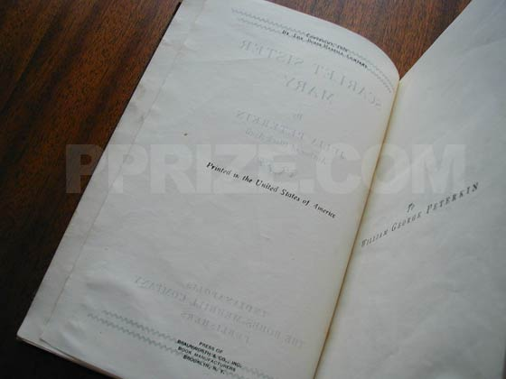"This is the copyright page for the compact ""Airplane Edition.  It is identical to the"