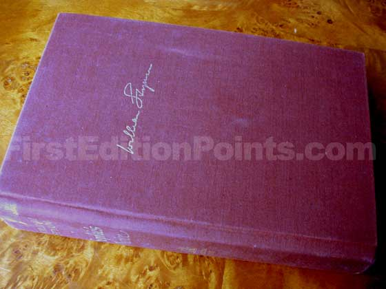 The first trade edition boards are maroon.