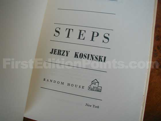 Identification picture of Steps.