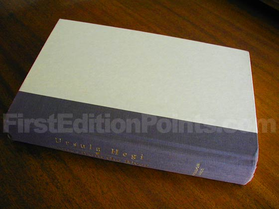 Picture of the first edition Poseidon Press boards for Stones from the River.