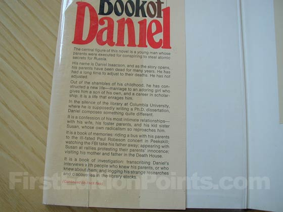 Identification picture of The Book of Daniel.