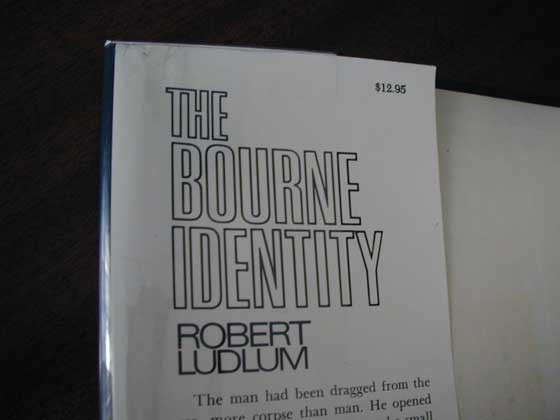 Identification picture of The Bourne Identity.