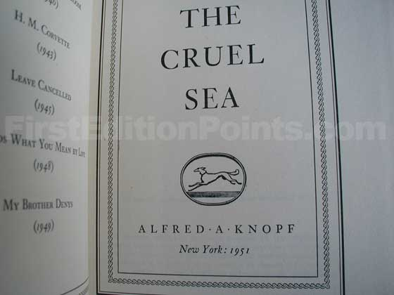 Identification picture of The Cruel Sea.