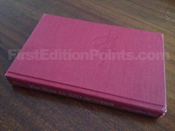 First Edition Criteria and Points to identify The Hunt for