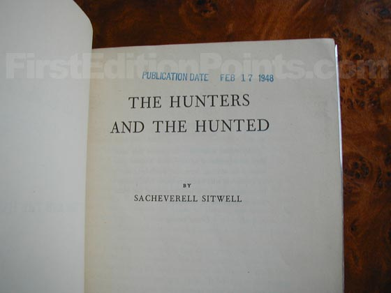 Identification picture of The Hunters and the Hunted (U.S.).