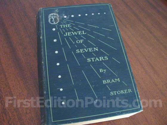 This is the first American edition.