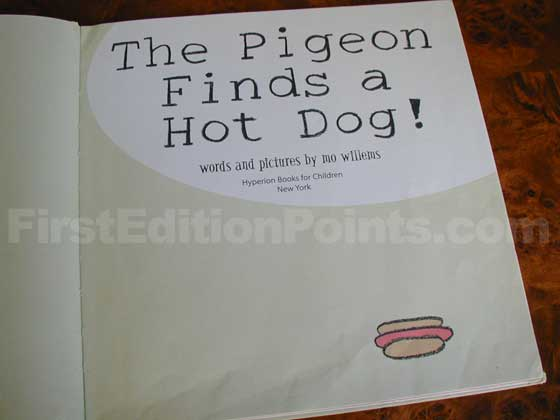 Identification picture of The Pigeon Finds a Hot Dog!.