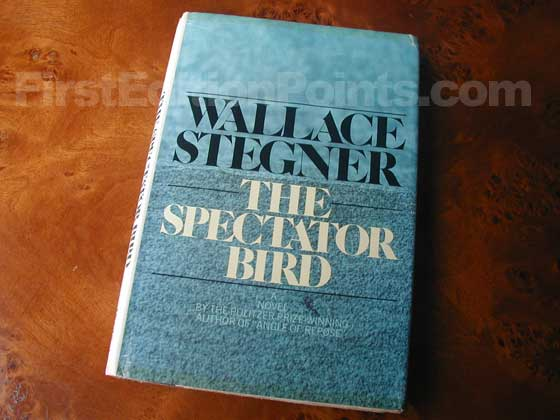 This is the first trade edition of The Spectator Bird.