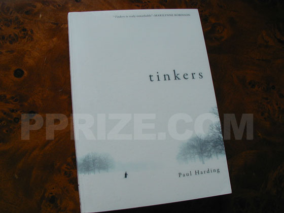 This is the front of the first edition softcover, which touts the first four words of the