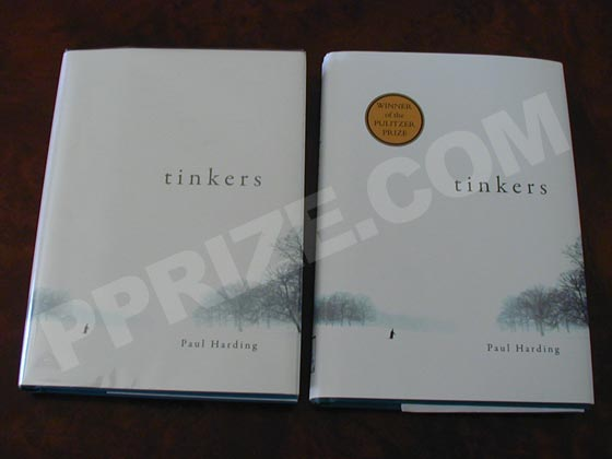 The first edition dust jacket has no mention of the Pulitzer Prize.  Later issue dust